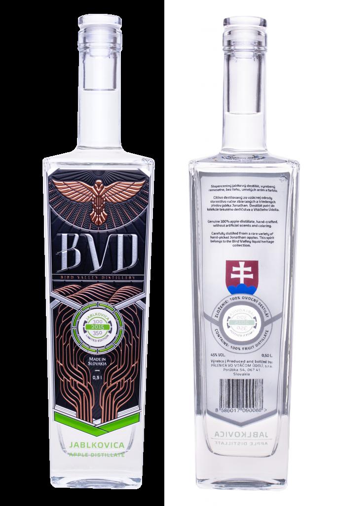 jablkovica destilat bvd
