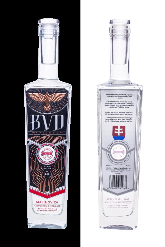 BVD Malinovica destilat