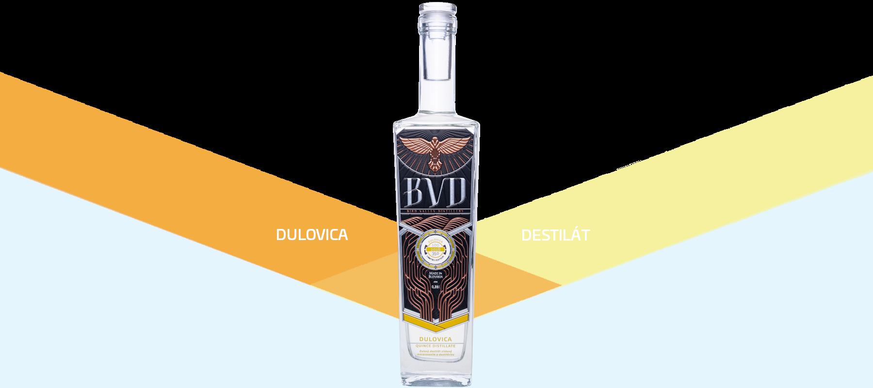 BVD Dulovica destilát