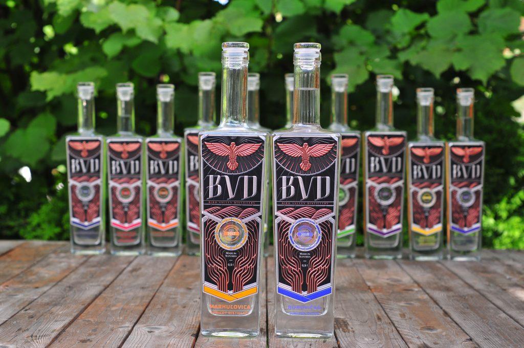 slovenské destiláty BVD